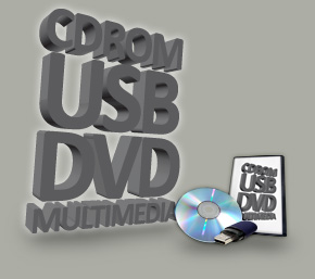 CDROM USB DVD MULTIMEDIA